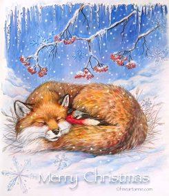 fox-merryxmas